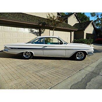 1961 Chevrolet Impala for sale 101052525