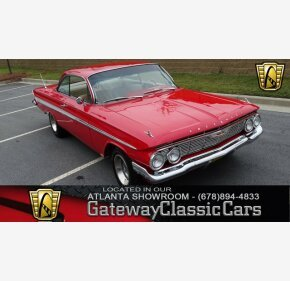 1961 Chevrolet Impala for sale 101056392