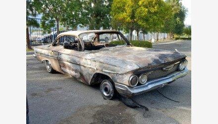 1961 Chevrolet Impala for sale 101129058
