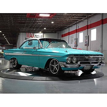 1961 Chevrolet Impala for sale 101186518