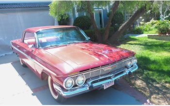 1961 Chevrolet Impala Sedan for sale 101189579