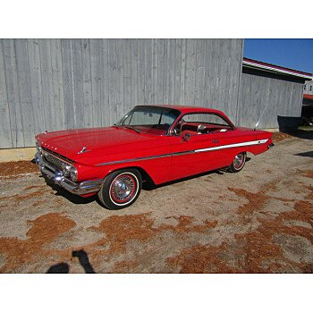 1961 Chevrolet Impala for sale 101229394
