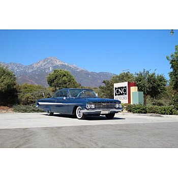 1961 Chevrolet Impala for sale 101372071