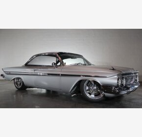 1961 Chevrolet Impala for sale 101391990
