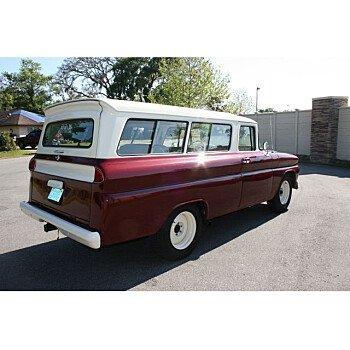 1961 Chevrolet Suburban for sale 101279710
