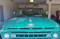 1961 Ford F100 2WD Regular Cab for sale 101181537