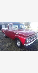 1961 Ford F100 for sale 101317235