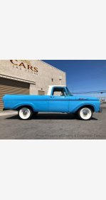 1961 Ford F100 for sale 101318727