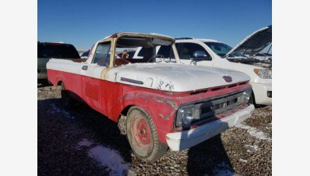 1961 Ford F100 for sale 101413725