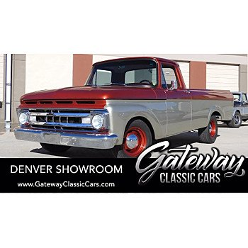 1961 Ford F100 for sale 101495345