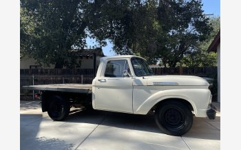 1961 Ford F250 2WD Regular Cab for sale 101606980