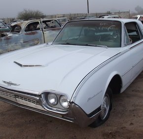 1961 Ford Thunderbird for sale 101343572
