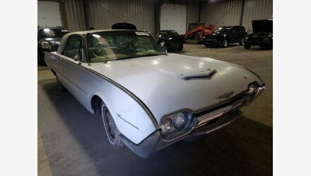 1961 Ford Thunderbird for sale 101434107