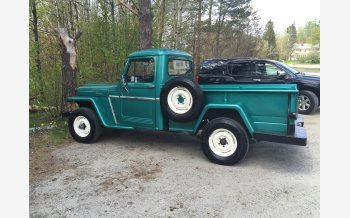 1961 Jeep Other Jeep Models for sale 101201058