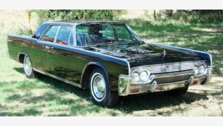 1961 Lincoln Continental for sale 101087253