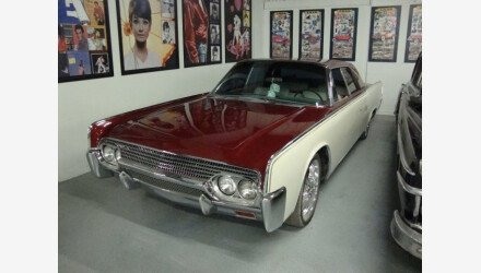1961 Lincoln Continental for sale 101117998