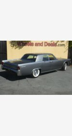 1961 Lincoln Continental for sale 101208171