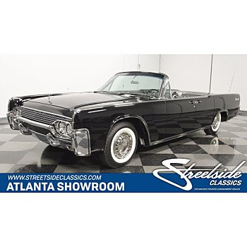 1961 Lincoln Continental for sale 101479718