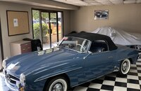 1961 Mercedes-Benz 190SL for sale 101381989