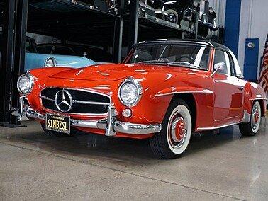 1961 Mercedes-Benz 190SL for sale 101504010