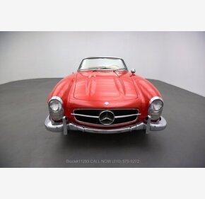 1961 Mercedes-Benz 300SL Roadster for sale 101267891