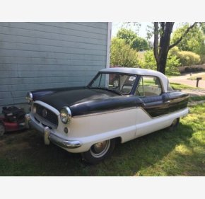 1961 Nash Metropolitan for sale 101086253