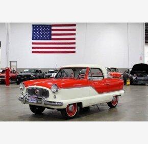 1961 Nash Metropolitan for sale 101224707