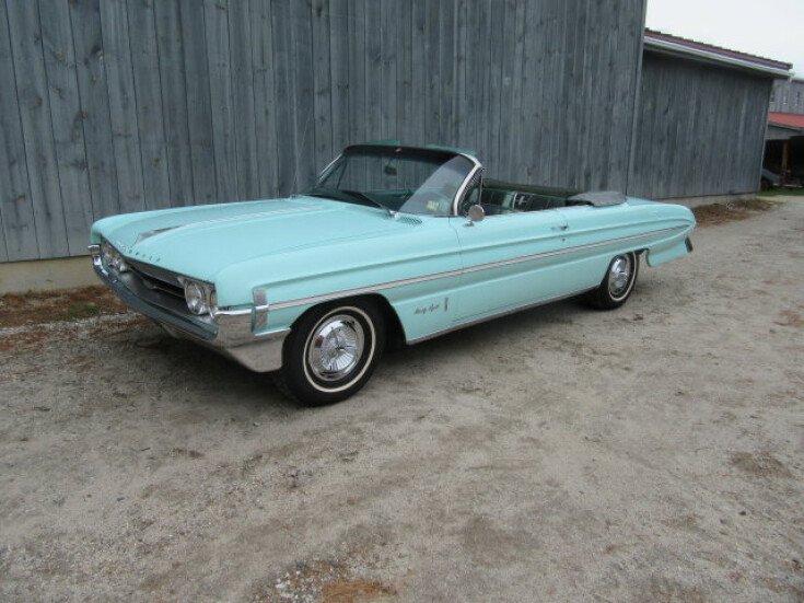 0173f4a4ba7 1961 Oldsmobile Ninety-Eight for sale near Freeport