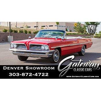1961 Pontiac Bonneville for sale 101195999