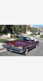 1961 Pontiac Bonneville for sale 101316716