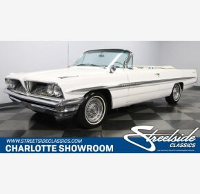 1961 Pontiac Bonneville for sale 101343049