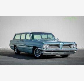 1961 Pontiac Catalina Safari Wagon for sale 101227461