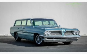 1961 Pontiac Catalina Safari Wagon for sale 101227461