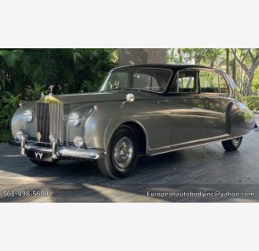 1961 Rolls-Royce Phantom V for sale 101090213