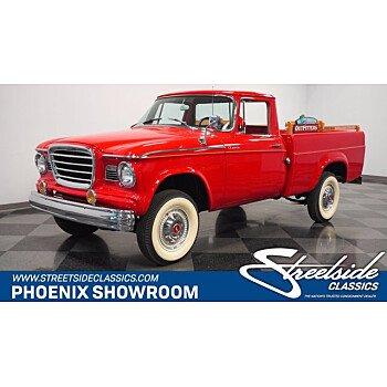 1961 Studebaker Champ for sale 101414339