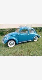 1961 Volkswagen Beetle for sale 100947498