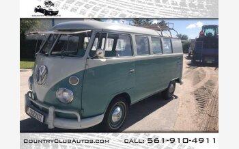 1961 Volkswagen Vans for sale 100925228