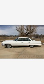 1962 Cadillac De Ville for sale 100966314