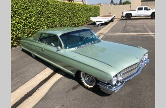 1962 Cadillac De Ville for sale 101117308