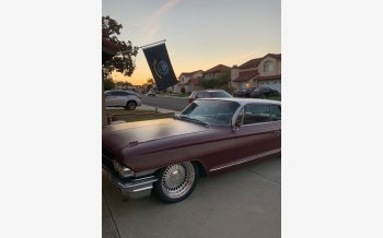 1962 Cadillac De Ville Coupe for sale 101260867