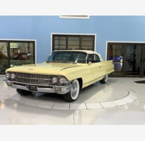 1962 Cadillac De Ville for sale 101285702