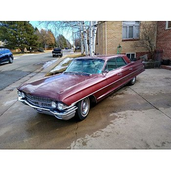 1962 Cadillac De Ville Sedan for sale 101299821