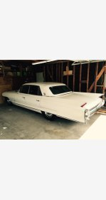 1962 Cadillac Fleetwood for sale 100750090