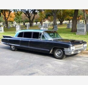 1962 Cadillac Fleetwood for sale 100831393