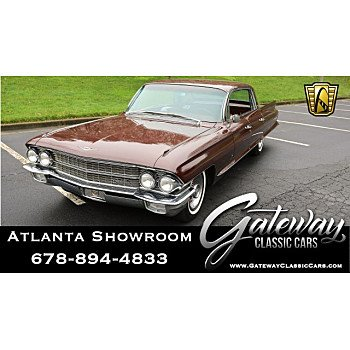1962 Cadillac Fleetwood for sale 101100266