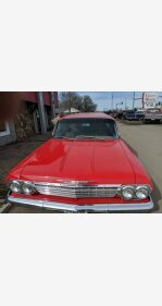 1962 Chevrolet Bel Air for sale 101304232