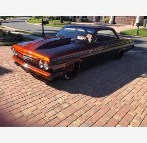 1962 Chevrolet Bel Air for sale 101407230