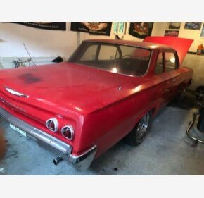 1962 Chevrolet Biscayne for sale 101151035