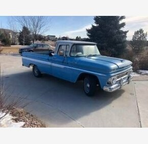 1962 Chevrolet C/K Truck for sale 101103005