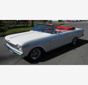 1962 Chevrolet Chevy II for sale 101210099